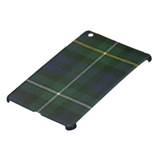 iPad MINI Campbell of Argyll Modern Tartan Print Cover For The iPad Mini