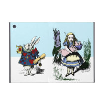 ipad Mini case Alice in Wonderland White Rabbit