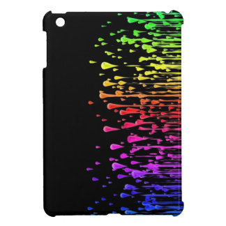 iPad Mini Case Colorful Rain