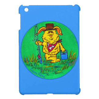 iPad Mini Case - Dog Gone Fishing