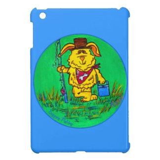 iPad Mini Case - Dog Gone Fishing