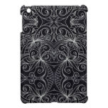 iPad Mini Case Floral abstract background