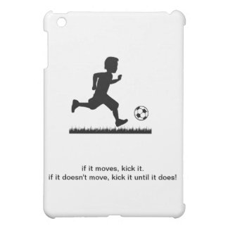 iPad Mini case for soccer fans