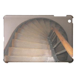 iPad Mini Case: Ghent Belgium Pub Stairs