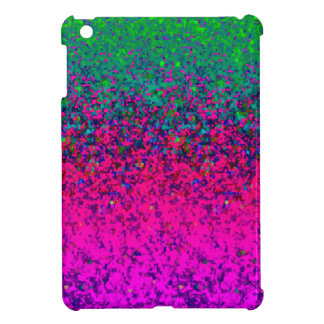 iPad Mini Case Glitter Dust Background