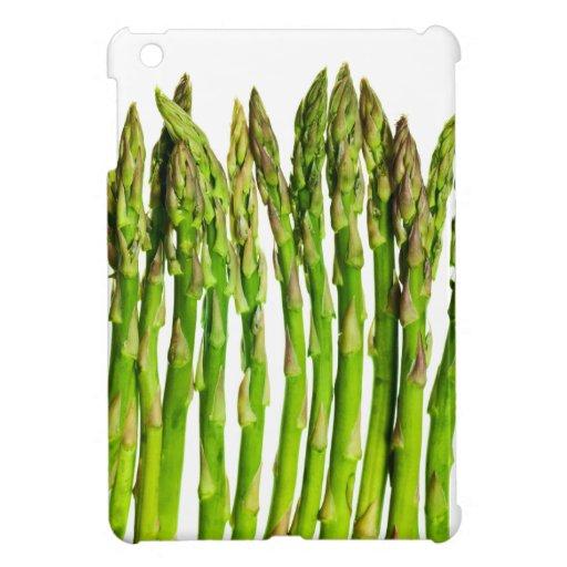 IPad Mini Case Glossy - Asparagus Template - Blank