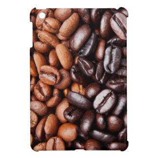 IPad Mini Case Glossy - Coffee Bean Template