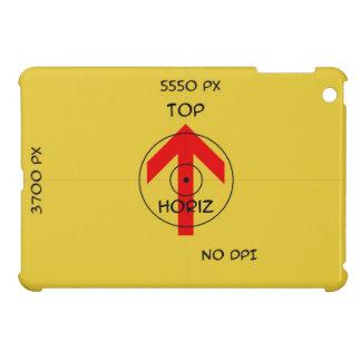 Ipad Mini Case - horiz - template