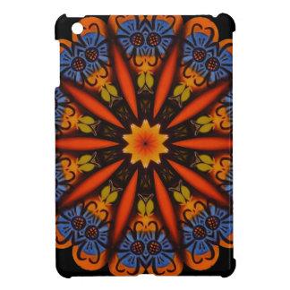 iPad Mini case Kaleidoscope Flower