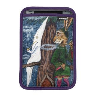 iPad mini case - Matlock the Hare iPad Mini Sleeves