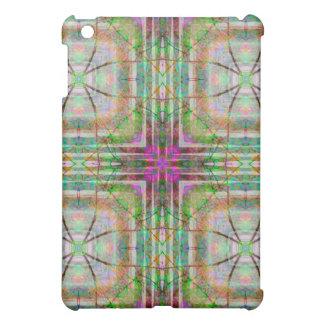 iPad Mini Case - Multi-Colored Pattern
