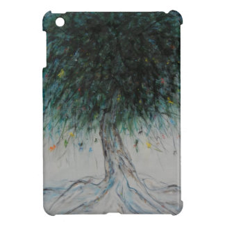 iPad Mini Case - Oil Painting Congregation