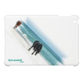 ipad mini, case, protective, horse, equestrian iPad mini case