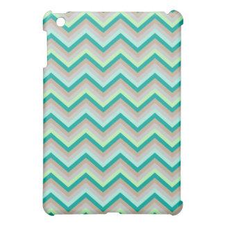 iPad Mini Case Retro Zig Zag Chevron Pattern