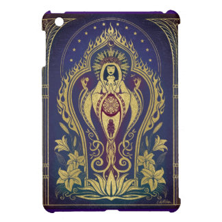 iPad Mini Case - Sacred Mother by C. McAllister