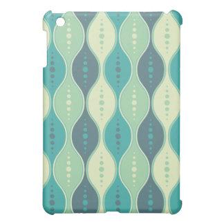 iPad Mini Case Seamless retro pattern