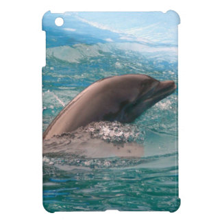 iPad Mini Case Swimming With Dolphins