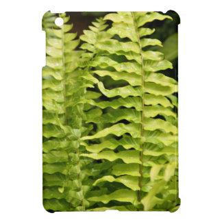 iPad Mini Case - Tiger Fern