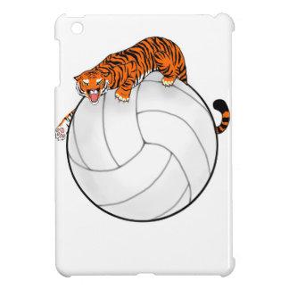 iPad Mini Case Tiger Volleyball sports mascot