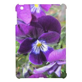 iPad Mini Case--Violets