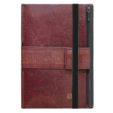 Ipad Mini Case With A 70's Personal Planner Effect at Zazzle