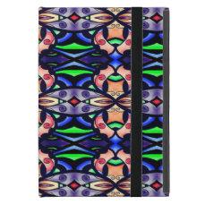 Ipad mini case with a pretty design.