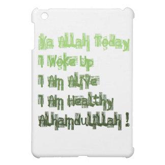 Ipad Mini Case with Islamic Message Quote Islam