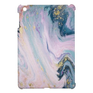 Ipad Mini Case with Marble Pattern