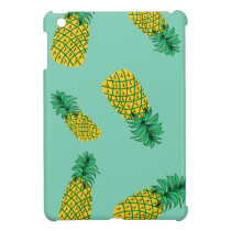 iPad Mini Case with Pineapple Pattern
