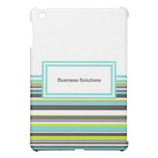 Ipad Mini Case - Your BusinessName - Stripes