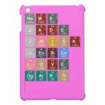 name  jade  jalisa jessica love  ogarro    iPad Mini Cases