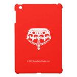 [Crown upside down]  iPad Mini Cases