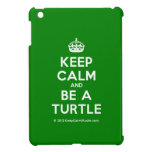 [Crown] keep calm and be a turtle  iPad Mini Cases
