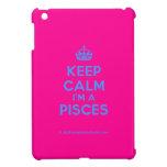 [Crown] keep calm i'm a pisces  iPad Mini Cases