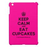 [Cupcake] keep calm and eat cupcakes  iPad Mini Cases