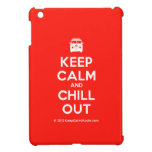 [Campervan] keep calm and chill out  iPad Mini Cases