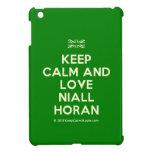 [UK Flag] keep calm and love niall horan  iPad Mini Cases