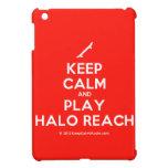 [Skateboard] keep calm and play halo reach  iPad Mini Cases