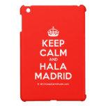 [Crown] keep calm and hala madrid  iPad Mini Cases