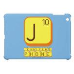 J JENNIFER'S PHONE  iPad Mini Cases