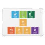 Wine o clock  iPad Mini Cases