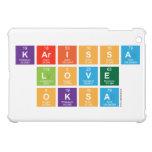 Karissa Love Oksa  iPad Mini Cases