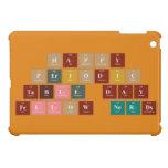 Happy  Periodic  Table Day Fellow Nerds  iPad Mini Cases