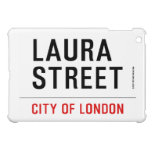 Laura Street  iPad Mini Cases