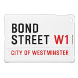 BOND STREET  iPad Mini Cases