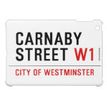 carnaby street  iPad Mini Cases