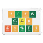 Super Smash Brothers  iPad Mini Cases