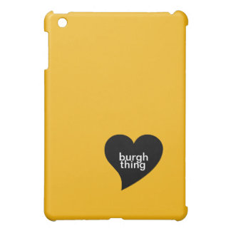 Ipad mini cover - Burgh Thing