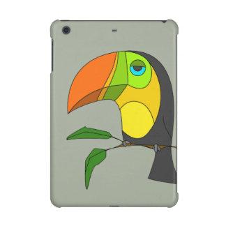 iPad mini cover toucan