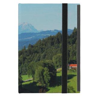 iPad mini covering alpine panorama with Säntis Case For iPad Mini